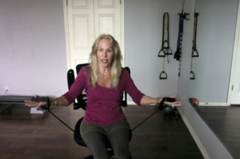 Sitting Chair Resistance Band
