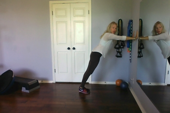 Wall Glutes