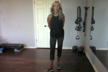 Toning Your Tush Standing Up