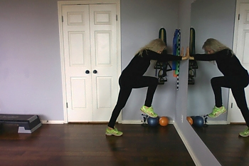 Abs and Butt Toning